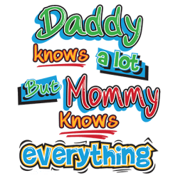 MOMMY KNOWS EVERYTHING