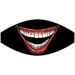JOKER SMILE MASK TRANSFERS