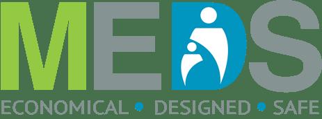 Meds logo - Graphic and logo design Bridgend