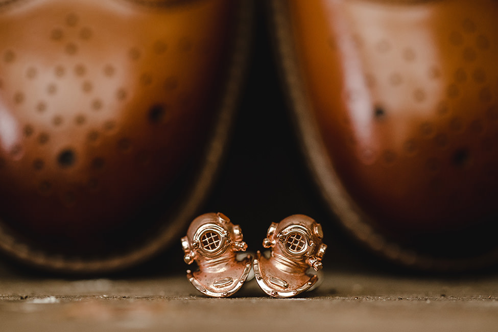 wedding cufflinks wales
