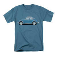 dove blue shirt