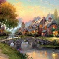 """Thomas Kinkade: The """"Painter of Light"""""""