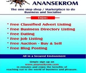 Anansekrom Marketplace Image Link