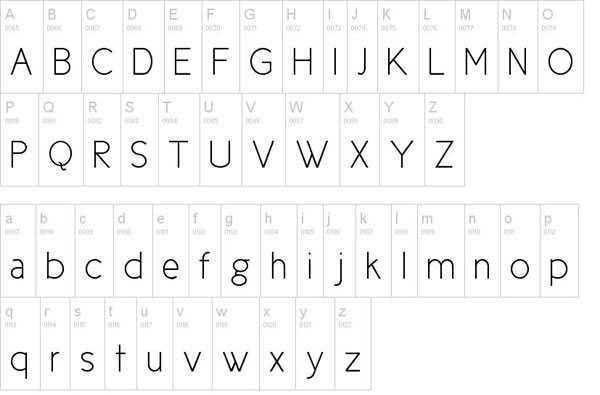 Cicle Free for Commercial use Font