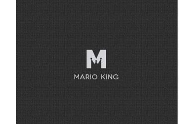 Mario King Logo