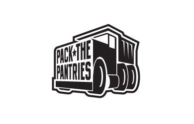 Pack the Pantries Logo