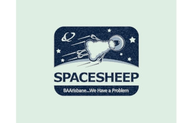 Spacesheep logo