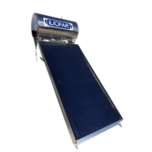 ILIOFAR GLASS 160LT/2,4m Διπλής Ενέργειας