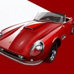 1961 Ferrari 250 Gt California Spider Red