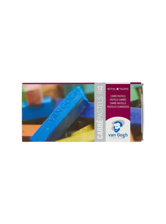 set-pastel-12-vangogh-carre-talens-Art&Colour