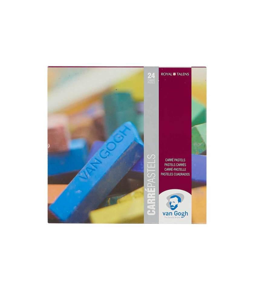 set-Pastel-24-VanGogh-Carre-Talens-Art&Colour