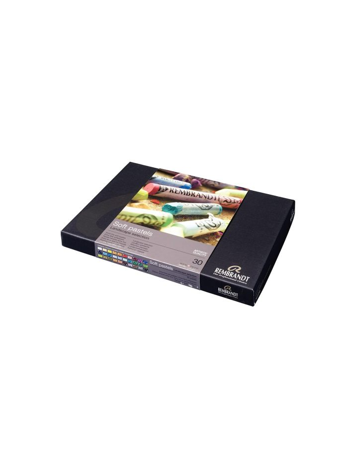 pastel-rembrandt-soft-set30-landscape-1-Talens-Art&Colour