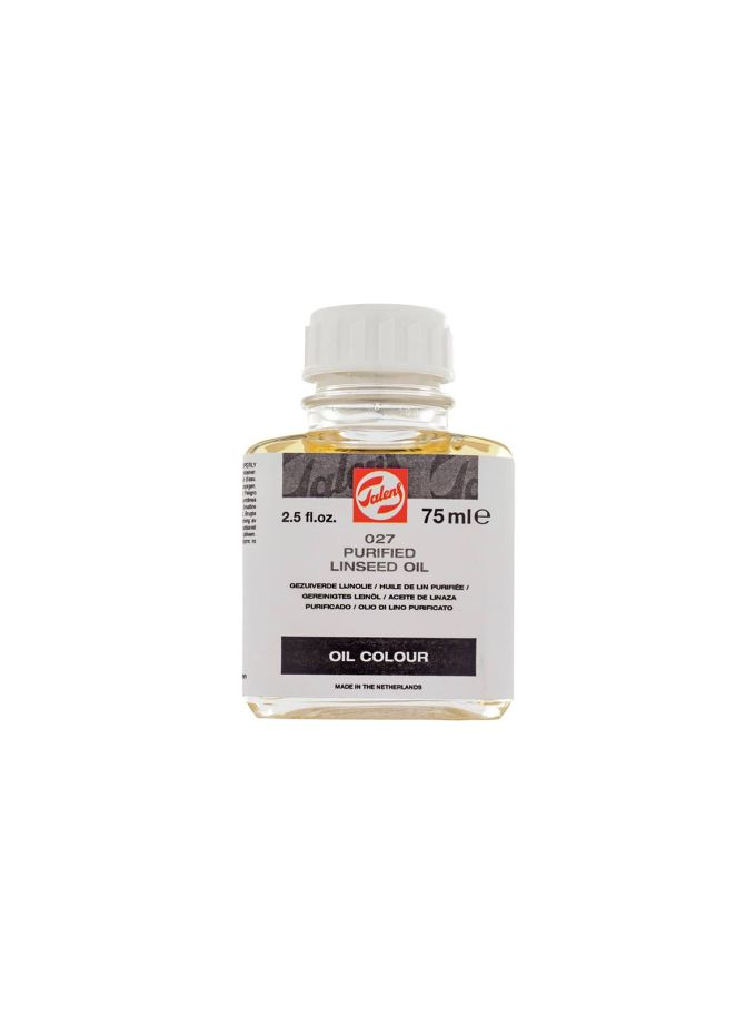 purified-linseed-oil-027-talens-75ml-Art&Colour