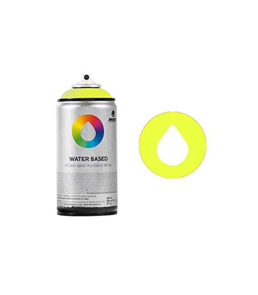 spray-hromata-montana-waterbased-300ml-Art&Colour-FLUO