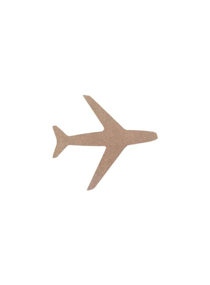33-243-Ksulines-Figoures-MDF-10x10cm-Art&Colour-Aeroplano