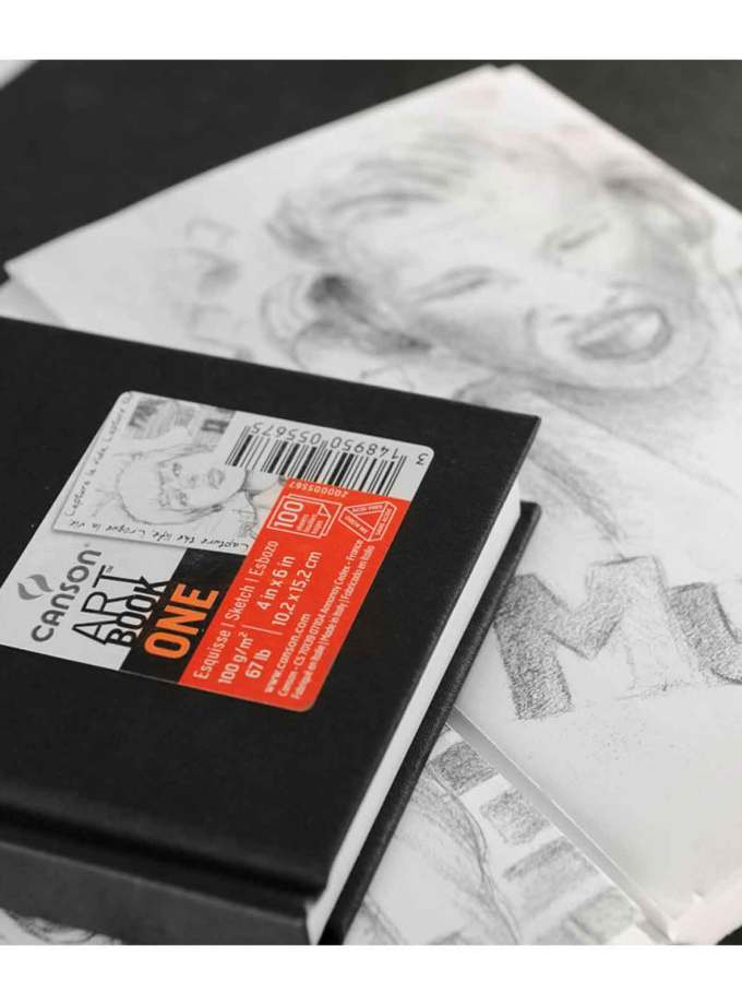 Mplok-SketchBook-ArtBook-One-Canson-Art&Colour-A