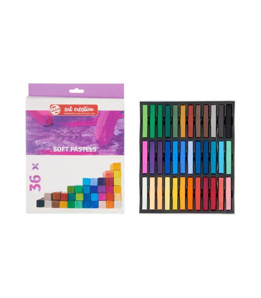 Set-36-Soft-Pastels-Art-Creation-Talens-Art&Colour