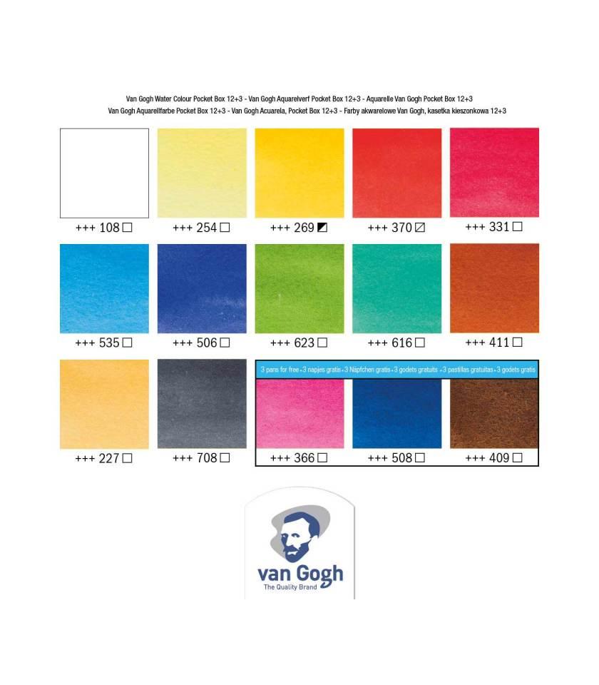 Set-Akouareles-12+3-Van-Gogh-Talens-Art&Colour