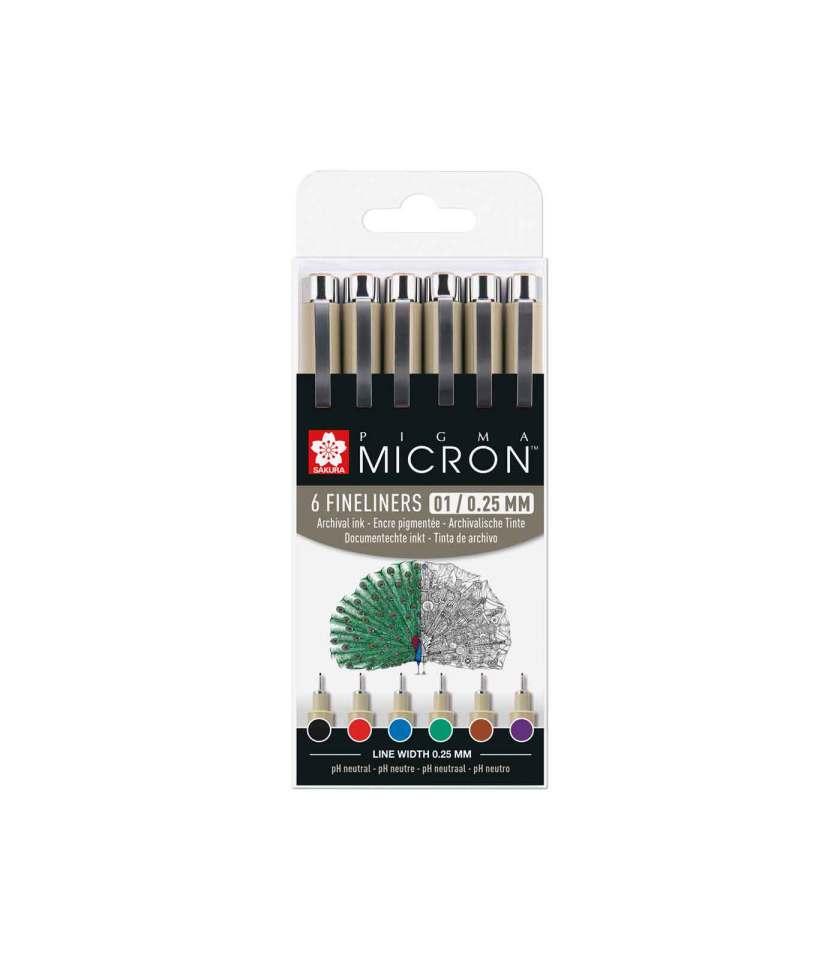 poxsdk016-markadorakia-set-6-micron-pigma-colours-Sakura-Art&Colour