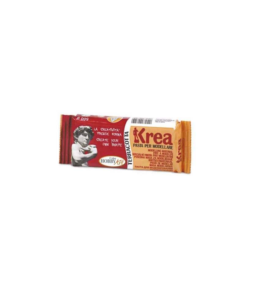 Pilos-pasta-KREA-terracota-500gr-Art&Colour