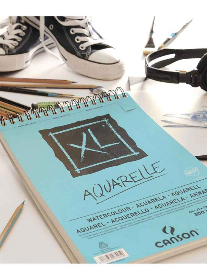 mplok-akouarelas-XL-Aquarelle-300gr-Canson-Art&Colour-1