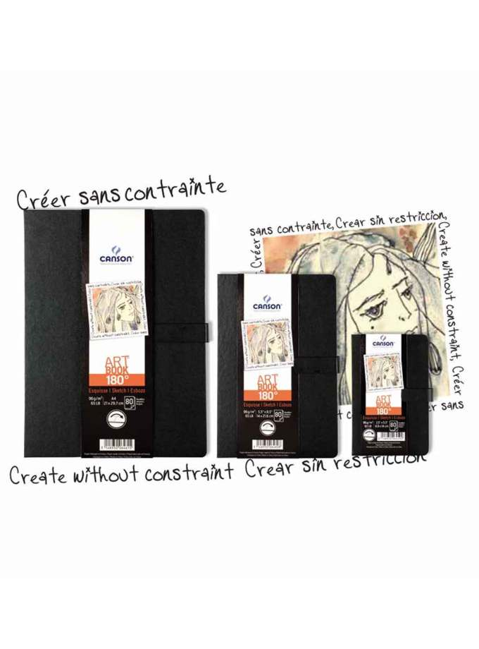 sketchbook-artbook-180-80F-96gr-Canson-Art&Colour