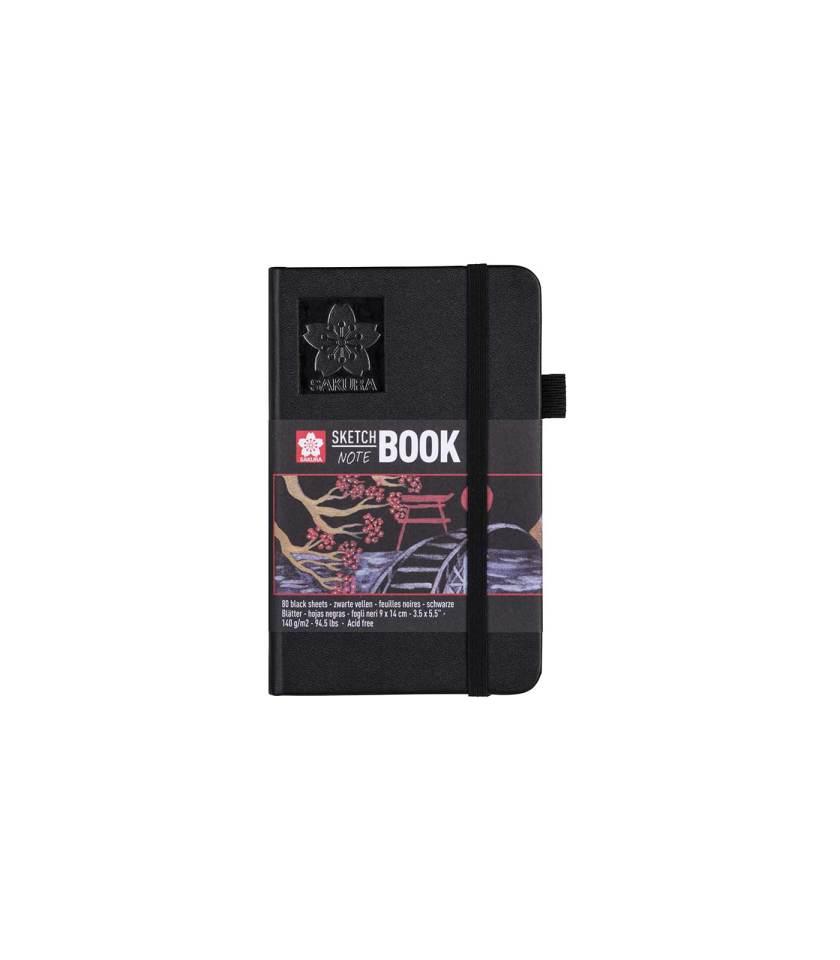 sketchbook-black-9x14-sakura-1-Art&Colour