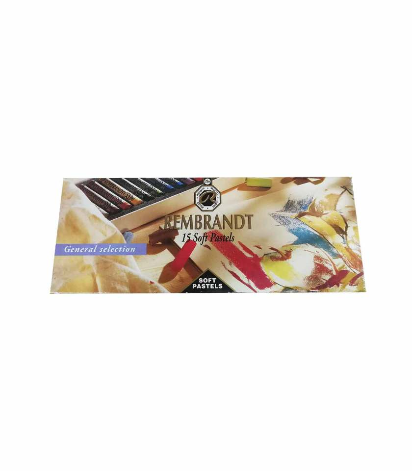 Rembrandt-15-Soft-Pastels-General-Selction-Art&Colour-1