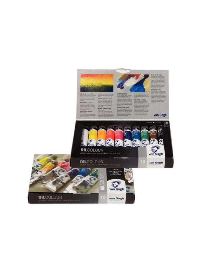 set-10-ladoxromata-van-gogh-20ml-Talens-Art&Colour-ColorCard-0