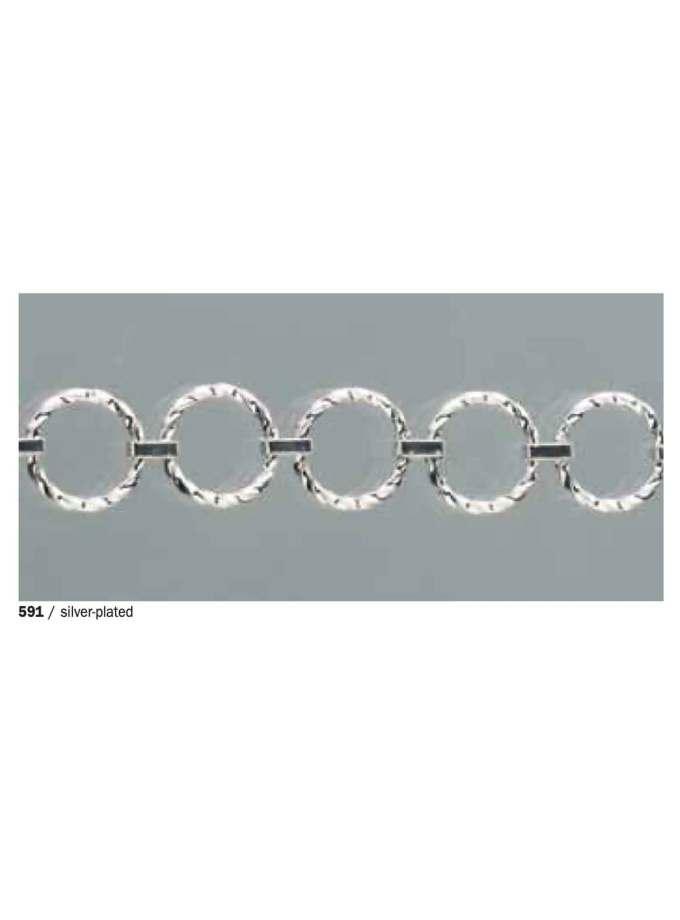 591-alisida-kosmimata-25cm-silver-plated-Efco-Art&Colour