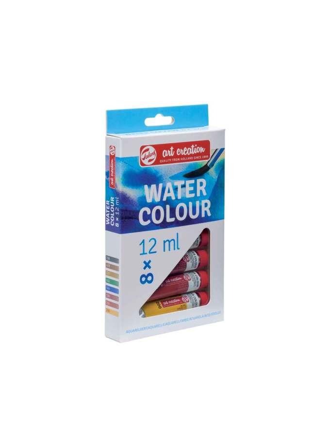 set-8-neroxromata-12ml-Watercolour-Art-Creation-Talens-Art&Colour-1