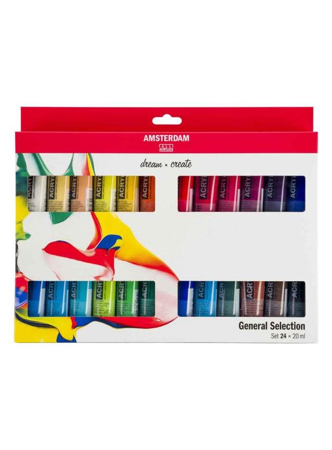 Set-24x20ml-Amsterdam-Acrylics-General-Selection-Art&Colour-1