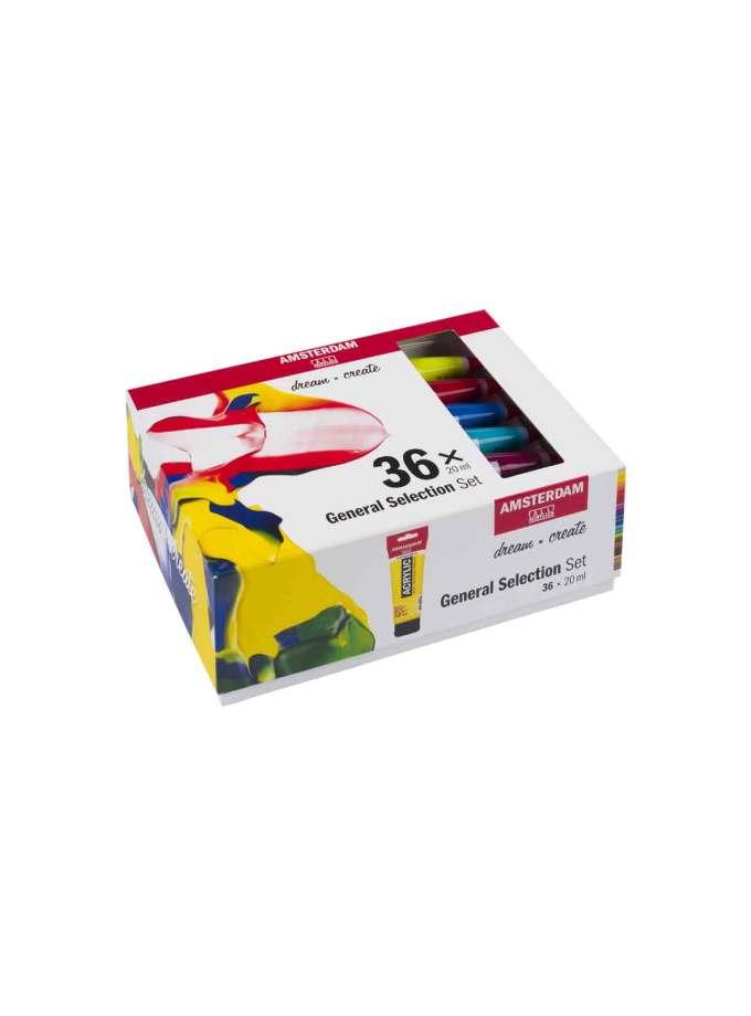 Set-36x20ml-Amsterdam-Acrylics-General-Selection-0