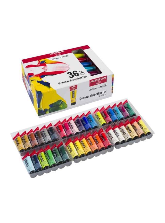 Set-36x20ml-Amsterdam-Acrylics-General-Selection-1