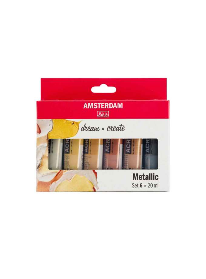 set-6x20ml-akrulika-amsterdam-metallic-Talens-Art&Colour-0