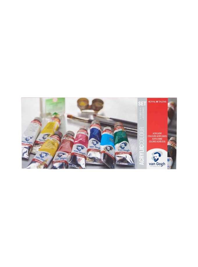 set-10x40ml-ACC-VanGogh-CombiSet-Talens-Art&Colour-0