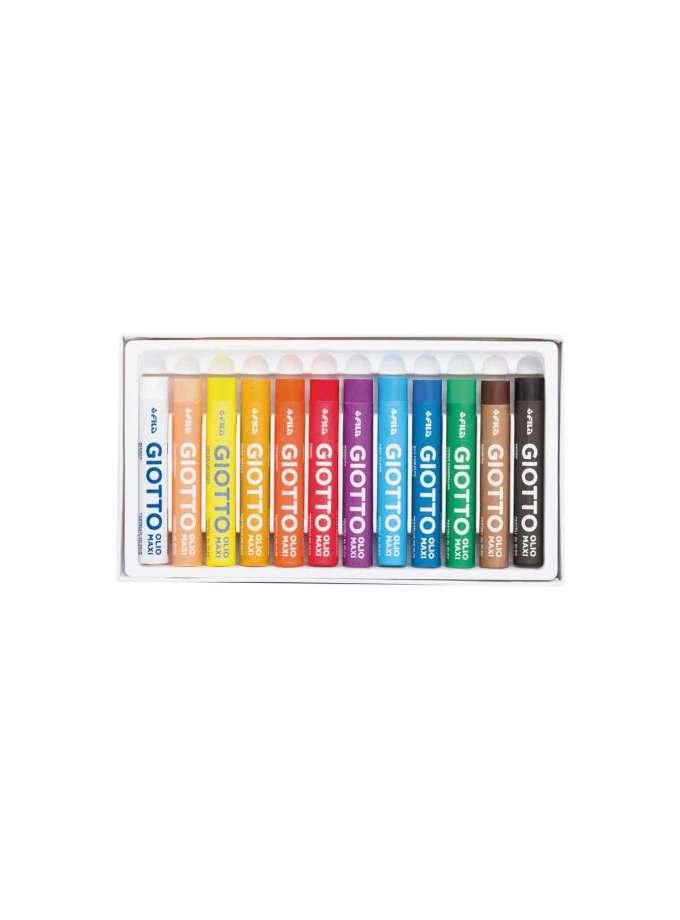 set-12-oil-pastels-olio-maxi-Giotto-Art&Colour-0