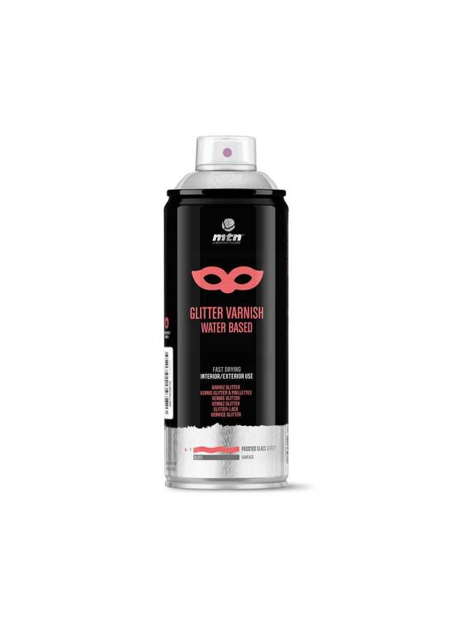 spray-verniki-waterbased-Glitter-400ml-MTN-pro-Art&Colour