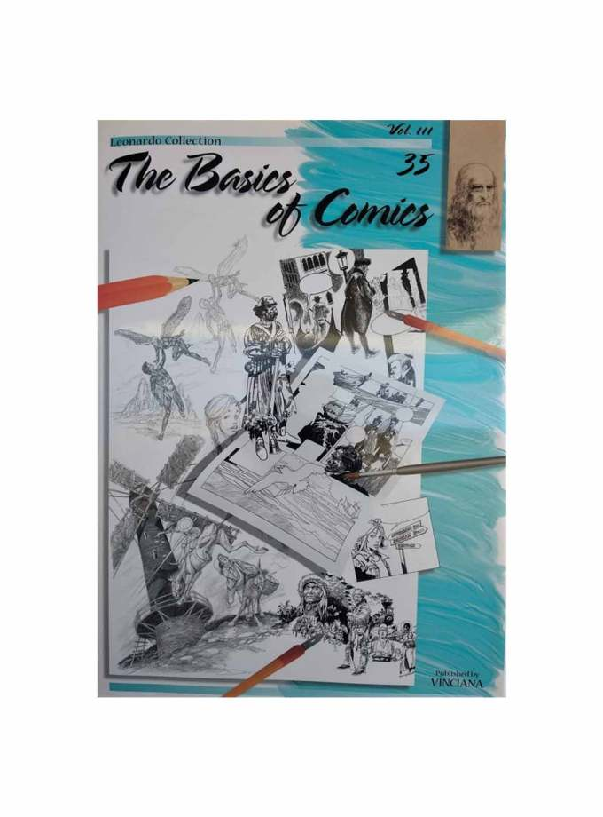 vivlia-the-basics-of-comics-Art&Colour