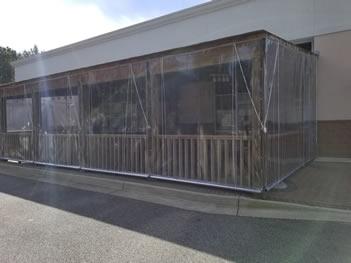 patio enclosures artcraft awning