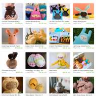 Handmade Monday's – Hippity Hoppity Easter's On Its Way