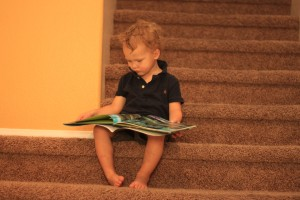 Toddler-Reading