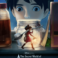 The Secret World of Arrietty Coloring Sheets #Anime #Manga