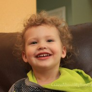 First Haircut | Wordless Wednesday Linky