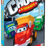 THE ADVENTURES OF CHUCK AND FRIENDS: Friends to the Finish Review and Giveaway