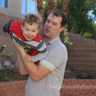 Super Baybah | Wordless Wednesday Linky
