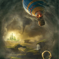 Oz the Great and Powerful Trailer Debut