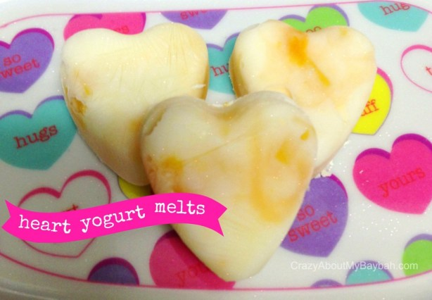 yogurt melts