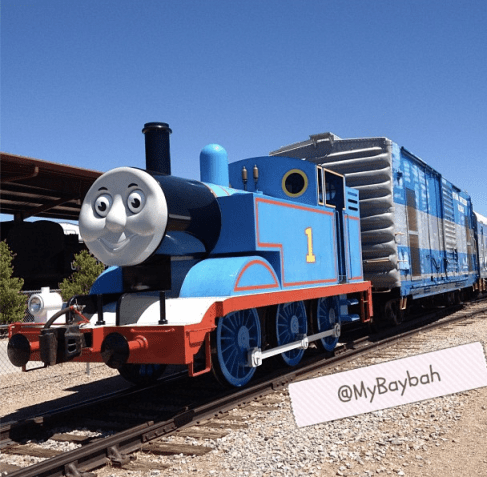 Day Out with Thomas Boulder City