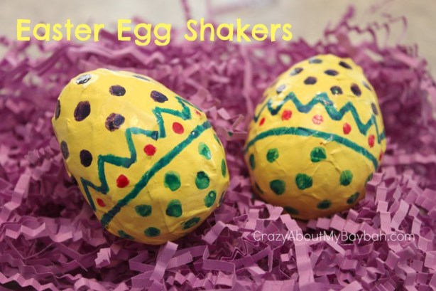 Easter Egg Shakers
